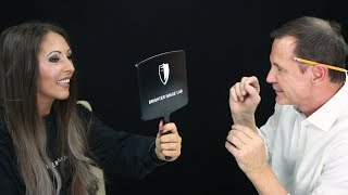 Fastest Smile Makeover Ever! New Dental Veneers by Brighter Image Lab
