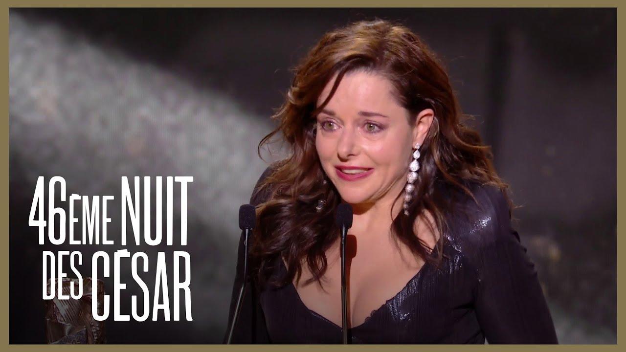 Download Laure Calamy remporte le César 2021 de la meilleure actrice pour Antoinette dans les Cévennes
