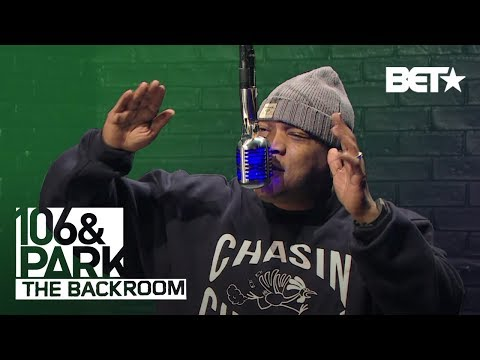 Styles P in The Backroom | 106 & Park Backroom