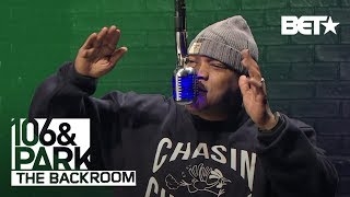 Styles P in The Backroom at 106 & Park