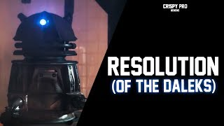 Doctor Who Resolution Review - 2019 New Years Day Special