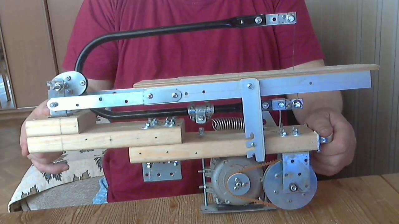 Секс машина своими руками из электролобзика