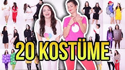 20 Karneval DIY KOSTÜMIDEEN für BESTE FREUNDIN - Costume Ideas for Best Friends - unlikely 💖