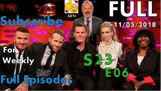 Download Full Graham Norton Show S23E06 Ryan Reynolds, Josh Brolin, David Beckham, Vanessa Kirby Mp3 and Videos