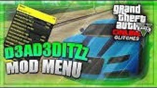 How To Open Mod Menu Gta 5 Ps3 D3ad3ditzz