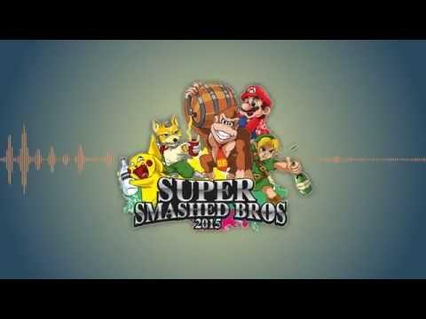Super Smashed Bros 2015 - Solguden & Mannen