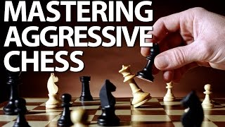 Play AGGRESSIVELY And WIN More Games With STYLE! - GM Damian Lemos  (EMPIRE CHESS)