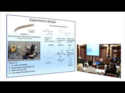 Olga Titorovich - Influence of deuterium depleted water on biological activity