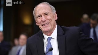 Who is Director of National Intelligence Dan Coats?
