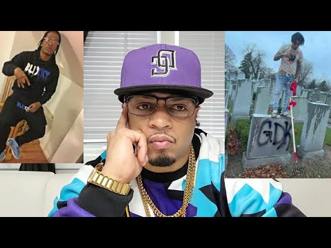 Dead Rapper Nick Blicky Grave Violated By GDK Gang Member Here's My Response