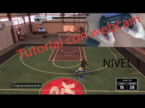 NBA 2K17 | TUTORIAL TIRO, STEP BACK, MOVIMIENTOS EN EL POSTE | ESPAÑOL (PS4)