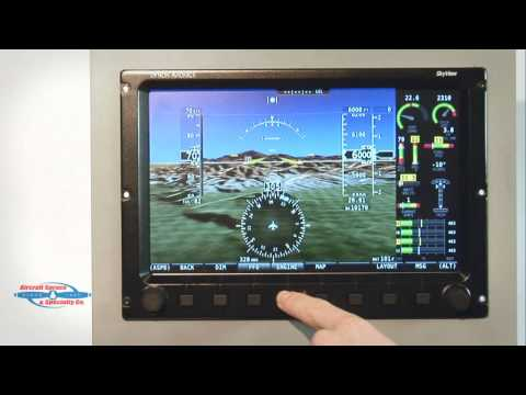 BASIC FEATURES OF THE DYNON SKYVIEW SYSTEM - YouTube