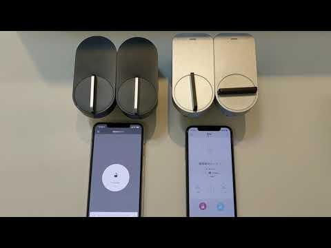 Qrio Lock(Q-SL2)&Qrio Smart Lock(Q-SL1) 1ドア2ロック