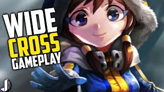 New Free To Play MOBA Wide Cross First Look