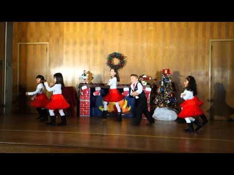 Milpitas Montessori School Christmas Performance 12-18-14
