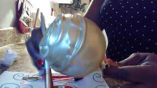 How to Make a rose bottom apple