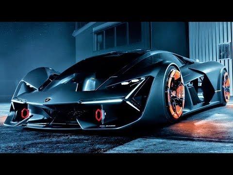 Lamborghini Lb48h Insane Hybrid Supercar Only For The Chosen