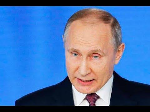 O veneno do poder: Putin está mais agressivo, na teoria e na prática
