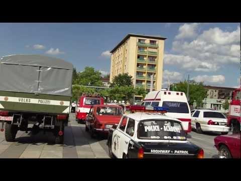 L.O.B.T 2012 Lausitzer Oldtimer und Blaulichttreffen kleine Ausfahrt Rückfahrt am 22.06.12 videó letöltés