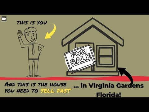 Sell My House Fast Virginia Gardens: We Buy Houses in Virginia Gardens and South Florida