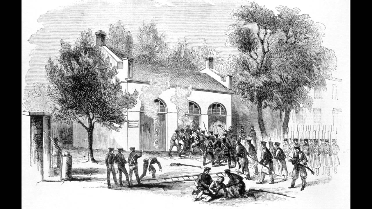 john browns raid essay The views of john brown's raid of the federal armory at harpers ferry illustrate the changing of north-south relations between the years of 1859 and 1863 after the event occurred, many looked down upon it in order to try and prevent the inevitable civ.