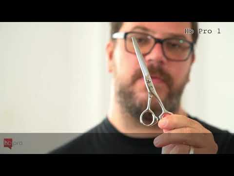 Hb Pro 1 Scissors Designed by Hairbrained made by BMAC JAPAN
