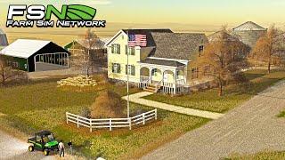 WELCOME TO THE NEW FARMING SIMULATOR GAME MODE! (FSN) | FS19
