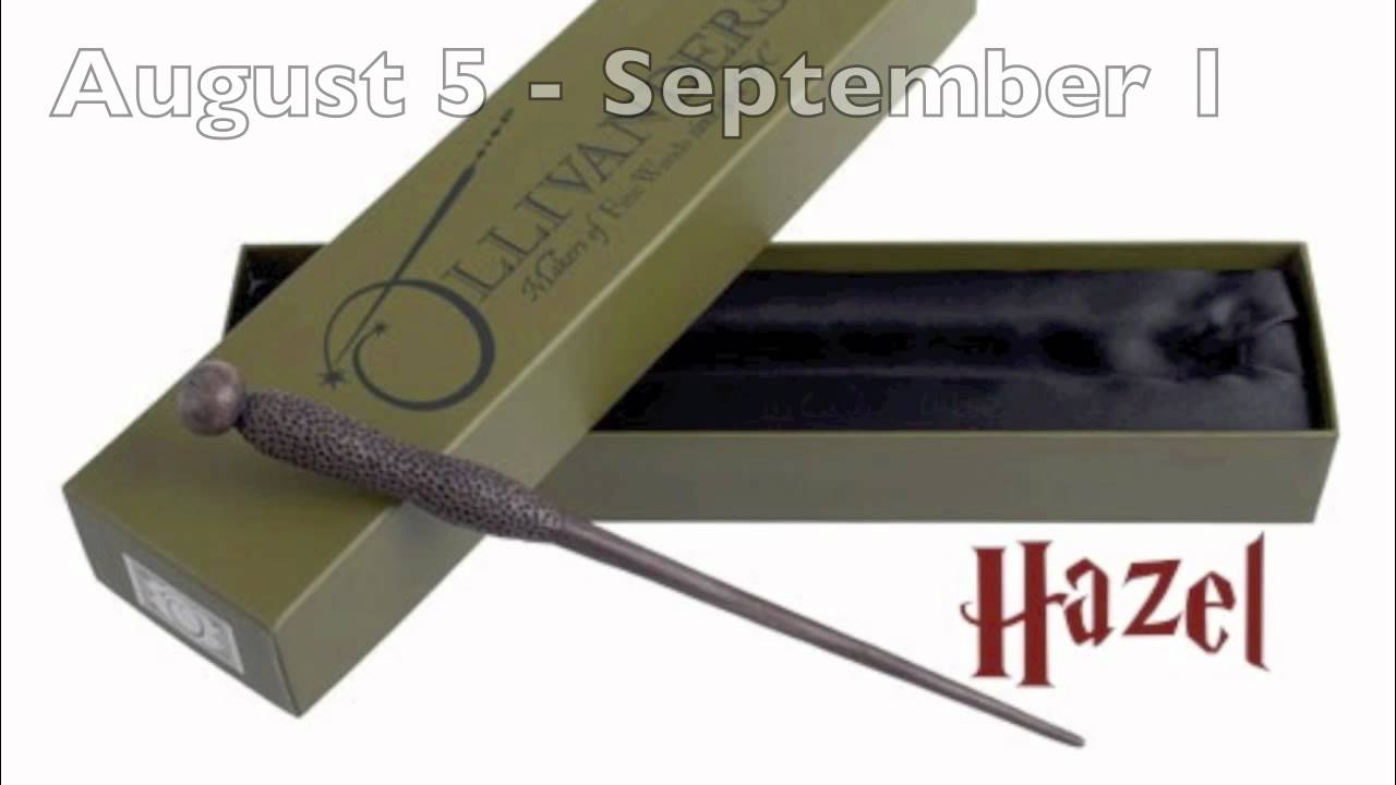 Wizarding world of harry potter original birthday wands for Birthday wand