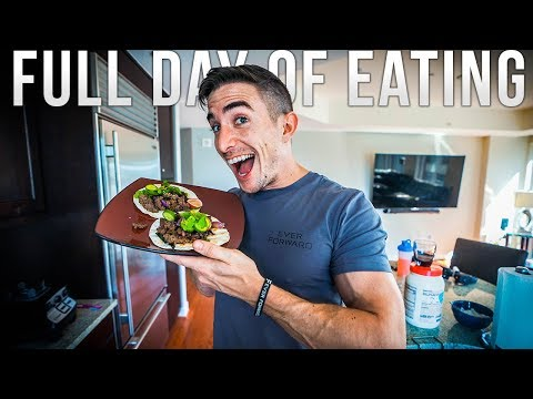 IIFYM FULL DAY OF EATING 118