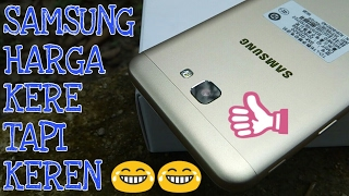 UNBOXING DAN QUICK REVIEW SAMSUNG GALAXY ON 5 2016 G5520 INDONESIA - SAMSUNG 1 JUTAAN TERKEREN