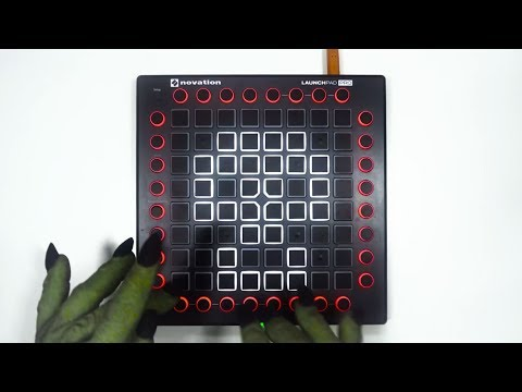 Undertale - Spider Dance (Party in Backyard Remix) [GFM Launchpad Cover]