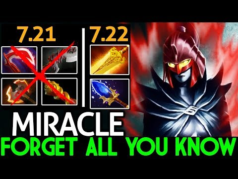 Miracle- [Phantom Assassin] Forget All You Know about PA Build New Meta 7.22 Dota 2