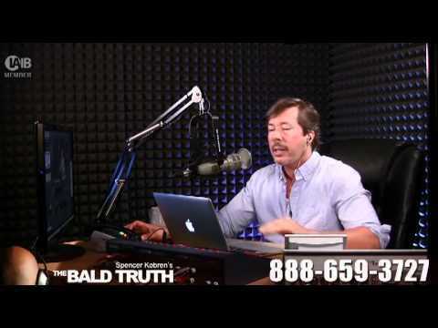 Spencer Kobren's The Bald Truth Ep. 32 - Post Finasteride Syndrome 5-6-12