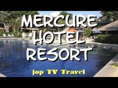 Rundgang Durch Das Mercure Hotel Resort In 12 Minuten  Sanur Bali Jop TV Travel