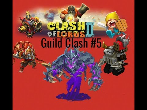 Clash Of Lords 2 Guild Clash #5