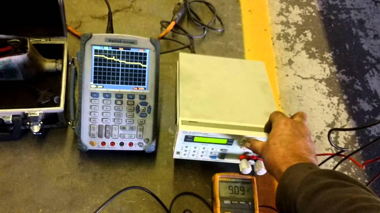 2012 Freightliner Cascadia >> Load testing a Cummins outlet NOX sensor 12 volt supply circuit - YouTube