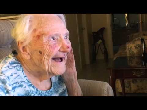 101 year old TV star