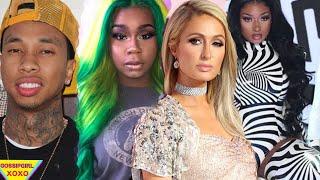 Tyga shows his Sweet Meat, Sukihana gets DragD, Megan Thee Stallion & Paris Hilton Defy Conformity