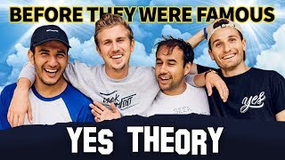 YES THEORY |  Before They Were Famous | Seek Discomfort