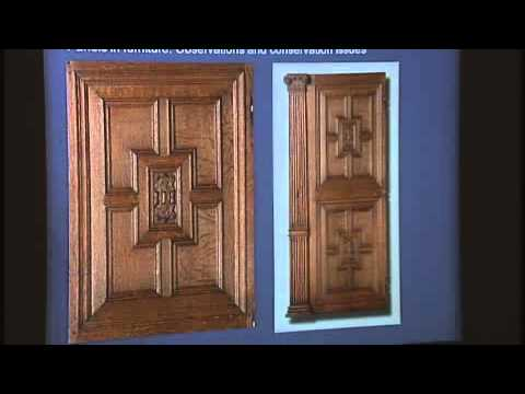 Panels in Furniture: Observations & Conservation Issues