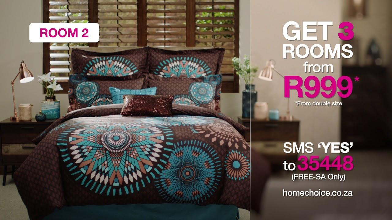 Cairo 3-room bedding set - YouTube