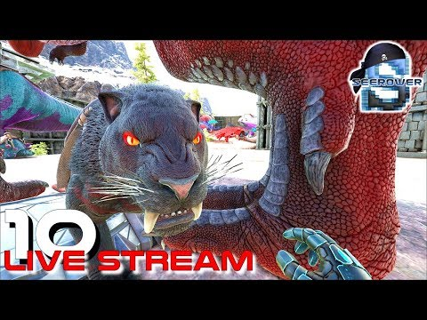 🔴HOW TO CHANGE YOUR DINOS GENDER!!! Live Stream - Primal Fear #10