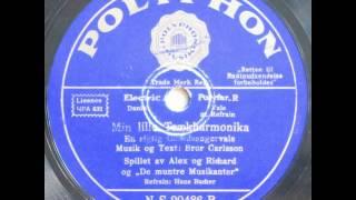 Min lille Trækharmonika - Alex og Richard; De muntre Musikanter; Hans Bacher 1932