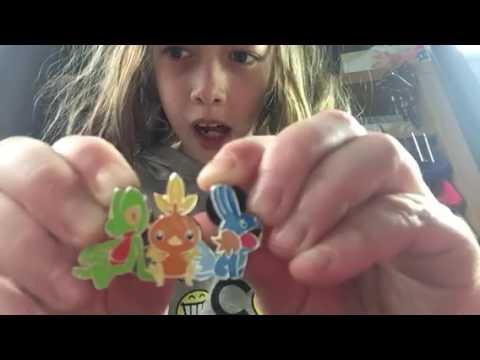 Pokemon badges!!!