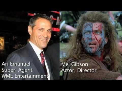 Mel Gibson apology call to Ari Emanuel tape