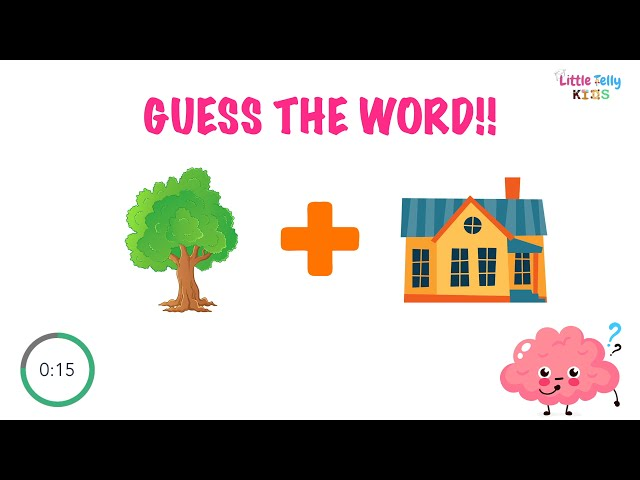 Can you Guess the Word ?? 🧠  Brain Game || Tricky Riddles that will test your brain || Brain Teasers
