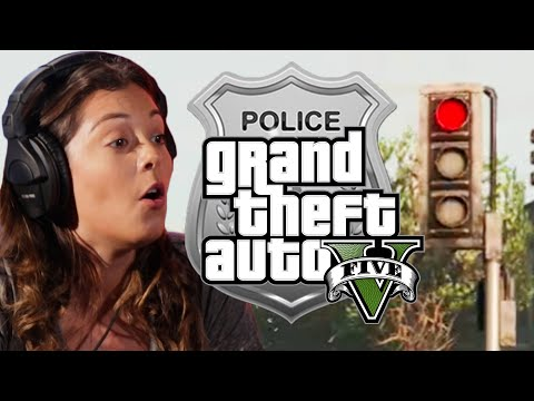 Police Try Playing Grand Theft Auto 5 Without Breaking Any Laws Mp3
