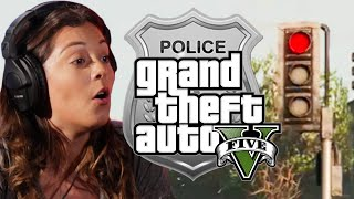 Police Try Playing Grand Theft Auto 5 Without Breaking Any Laws • Professionals Play