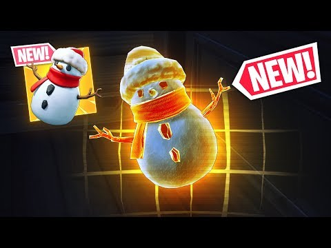 *NEW* SNOWMAN BEST PLAYS!! -  Fortnite Funny WTF Fails and Daily Best Moments Ep.886 thumbnail