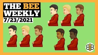 THE BEE WEEKLY: Bigoted Crossword Puzzles, Pregnant Man Emojis, and Ask A Christian Woman